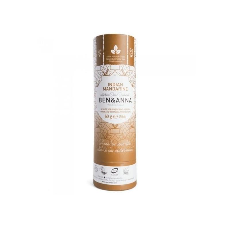 Naturalny Dezodorant Indian Mandarine