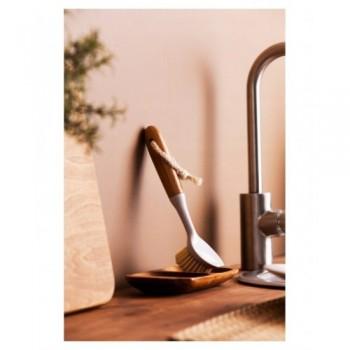 Szczotka do zmywania naczyń Eko Bambus