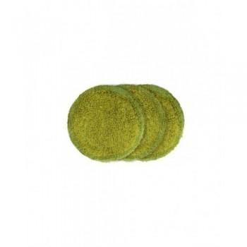 Wielorazowe płatki, waciki kosmetyczne z froty bambusowej 3 szt.