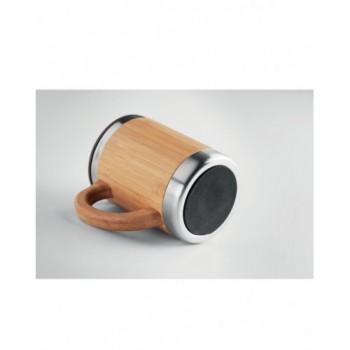 Bambusowy kubek termiczny Mocca 300ml