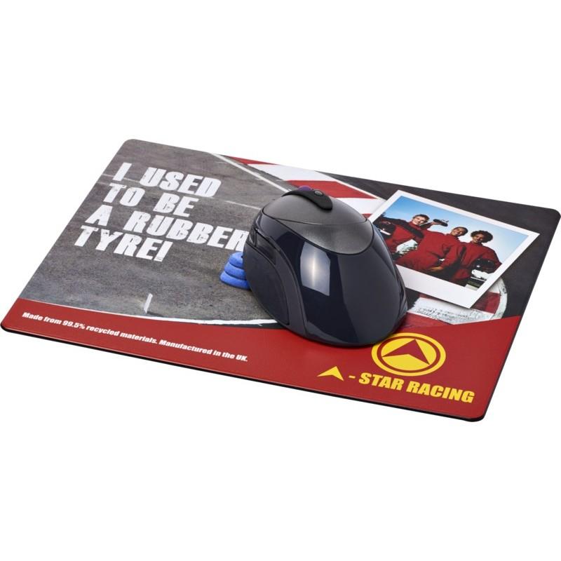 Podkładka pod mysz Brite-Mat® z recyklingowanego materiału