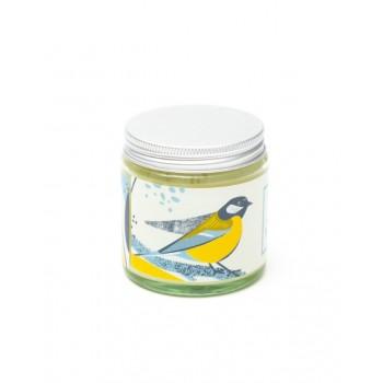 Pliszka - naturalna świeca sojowa, cytrynowa