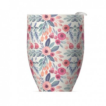 Kubek Termiczny Asobu Coffee Cup Floral 300ml