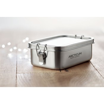 Lunchbox ze stali nierdzewnej