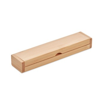 Długopis Bambus w drewnianym etui