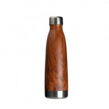 Butelka termiczna Dark Wood 500ml