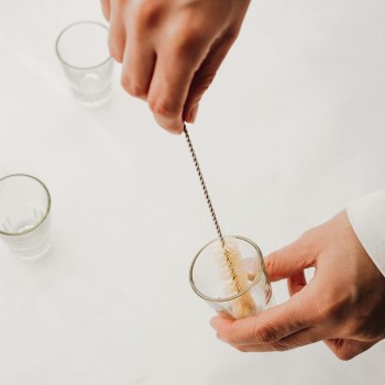 Szczoteczki do czyszczenia butelek