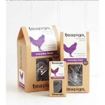 Herbata teapigs English Breakfast 15 piramidek