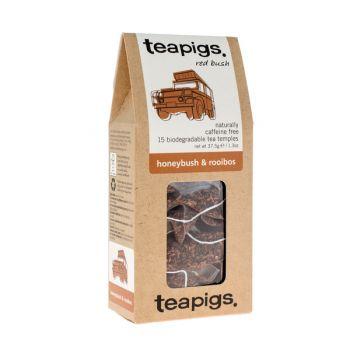 Herbata teapigs Honeybush and Rooibos 15 piramidek