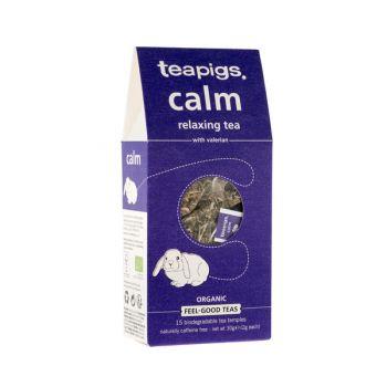 Herbata teapigs Calm - Relaxing Tea 15 piramidek