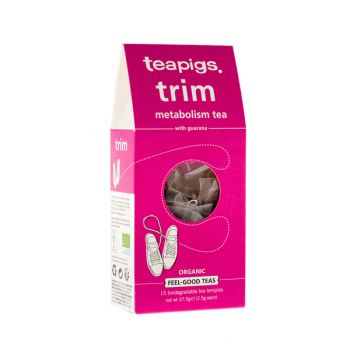 Herbata teapigs Trim - Metabolism Tea 15 piramidek
