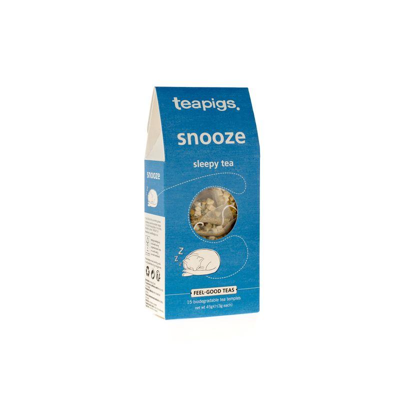 Herbata teapigs Snooze - Sleepy Tea 15 piramidek