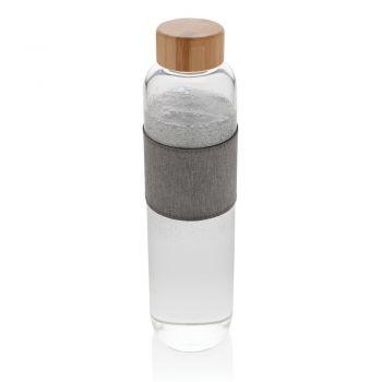 Szklana butelka 750 ml Impact w pokrowcu