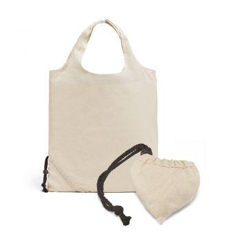 Składana torba z bawełny