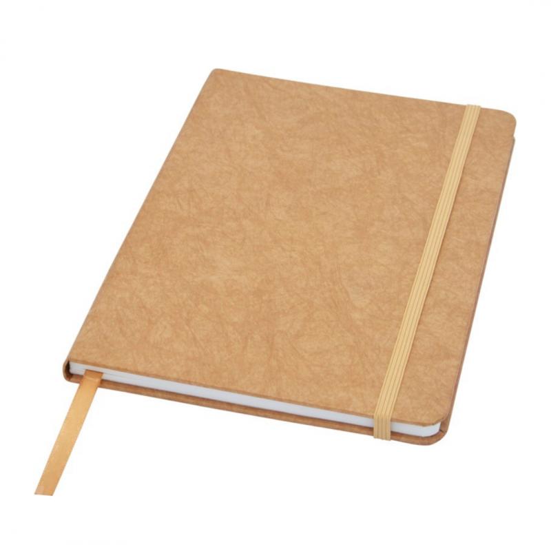 Notatnik A5 z papierem z kamienia