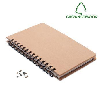 Notes sosnowy GROWNOTEBOOK™