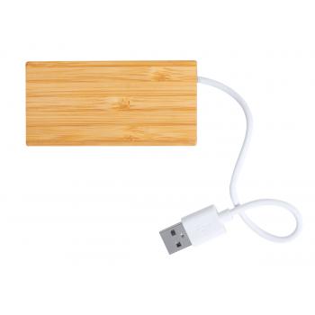 USB bambusowy