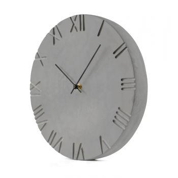 Betonowy zegar Atic