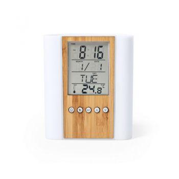 Pojemnik na przybory, kalendarz, zegar