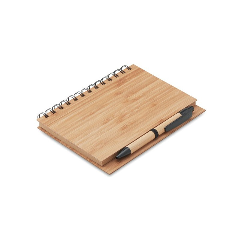 Notes A5 Bambus