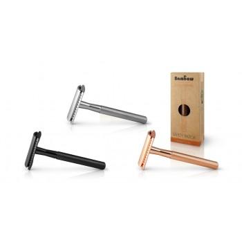 Wielorazowa maszynka do golenia + żyletka