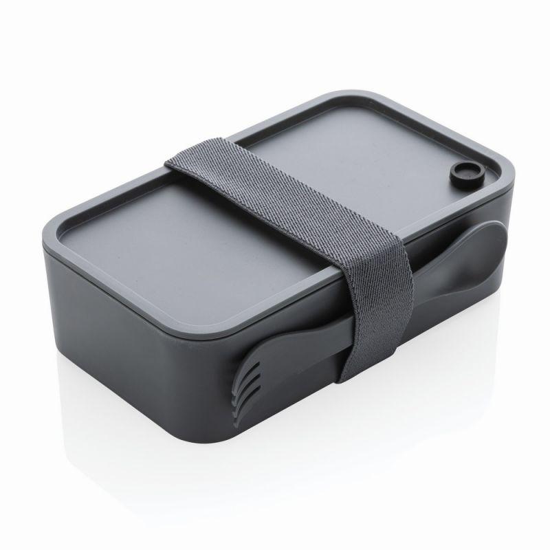 Lunchbox - pudełko śniadaniowe, łyżkowidelec
