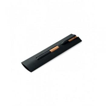 Długopis Bambus Black