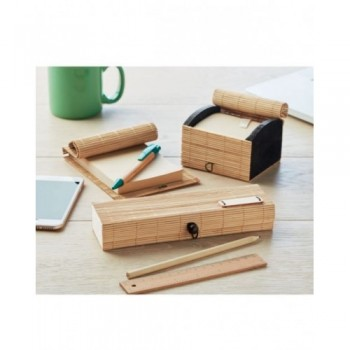 Zestaw Bambus 7 części