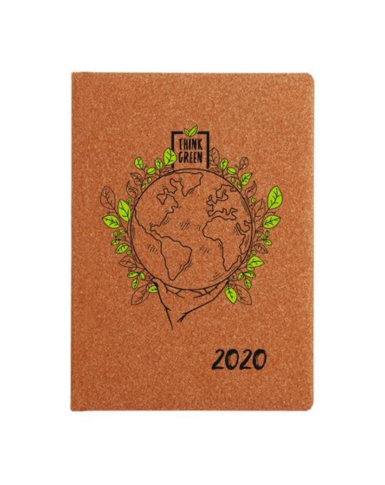 Ekologiczny Kalendarz Papier z Kamienia na rok 2020