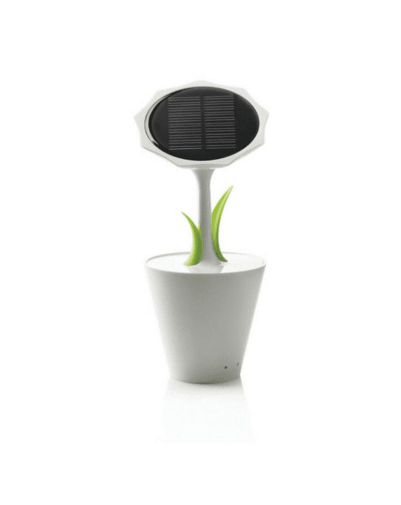 Ładowarka słoneczna Kwiat