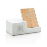 Ładowarka bezprzewodowa 5W z głośnikiem 3W