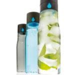 Butelka 600 ml do monitorowania poziomu nawodnienia Aqua