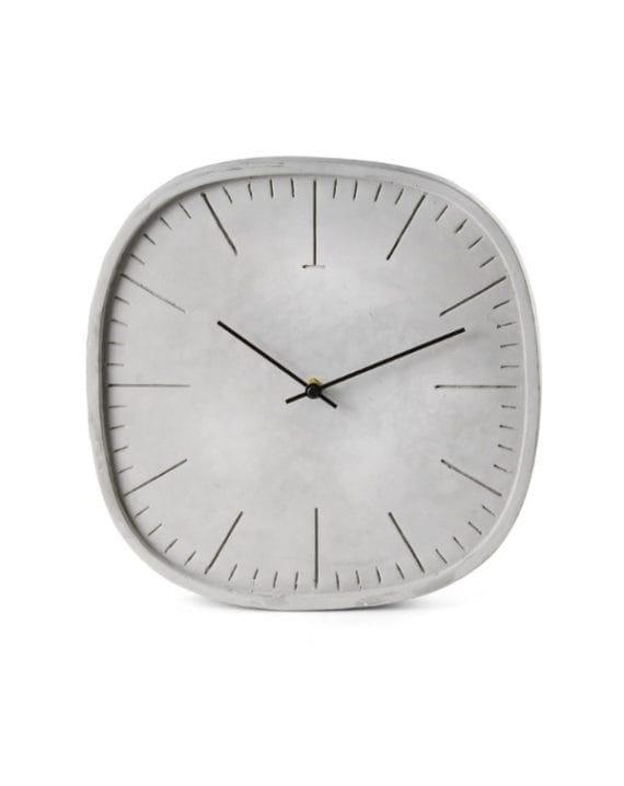 Zegar ścienny Beton