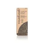 Nić dentystyczna z włókna bambusowego z dodatkiem węgla