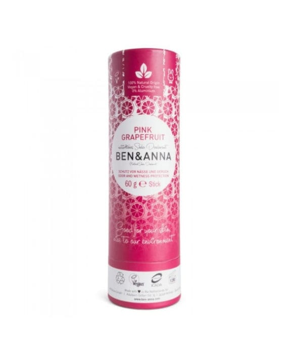 Naturalny Dezodorant Pink Grapefruit