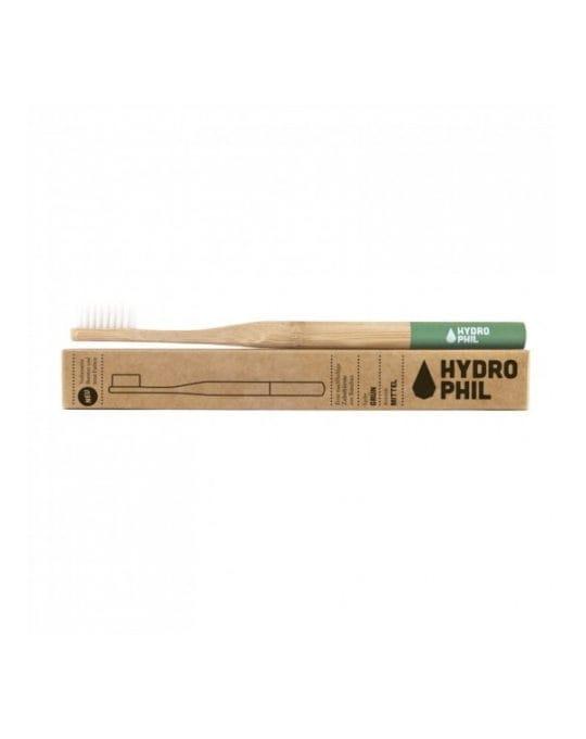 Bambusowa szczoteczka do zębów Hydrophil
