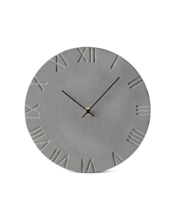 Zegar ścienny Beton 2