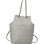Plecak z płótna bawełnianego