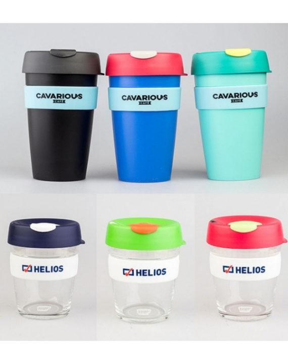 Kubek KeepCup z Twoim logo i w wybranym kolorze!