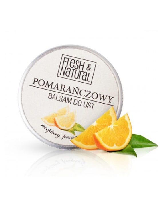 Balsam pomarańczowy do ust