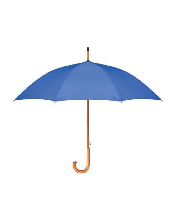 Parasol rPET Drewniany