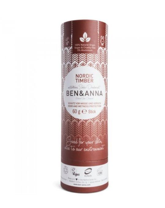 Naturalny Dezodorant Nordic Timber