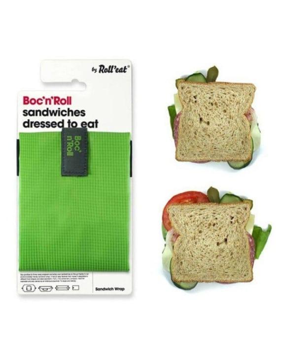 Śniadaniówka - owijka Roll'n'Eat