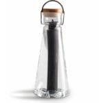 Butelka 700ml z Filtrem z bambusa + 3 dodatkowe filtry (1 rok)
