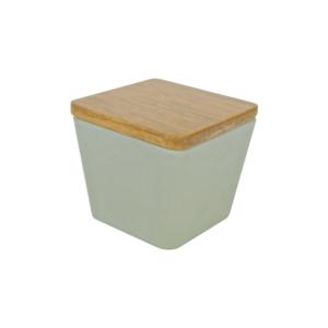 Zapachowa Świeczka z Bambusa 2 in 1