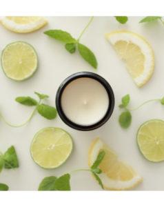 Naturalne świece sojowe