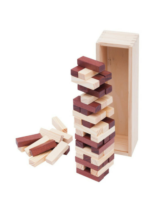 Układanka drewniana Tower