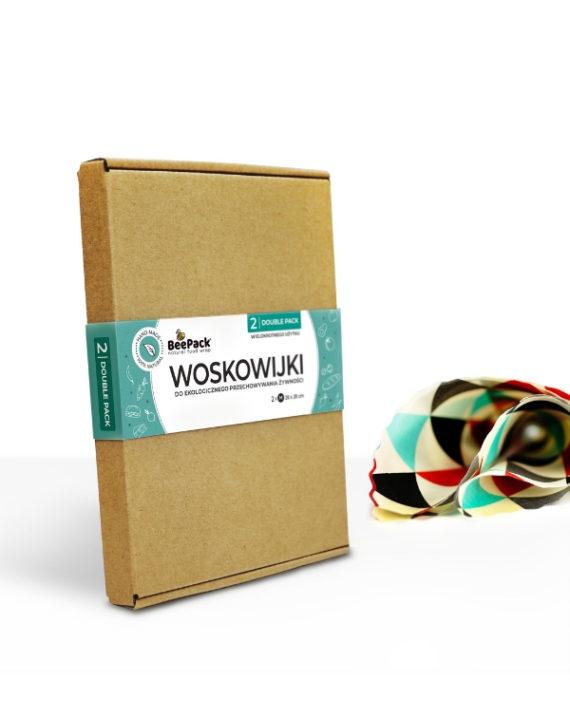 Woskowijki Double Pack 2 szt.