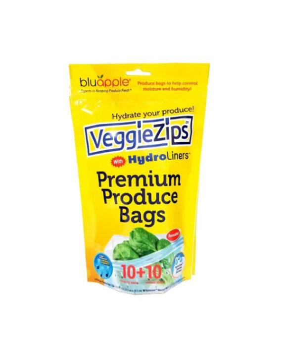 Veggiezips - woreczki do przechowywania żywności