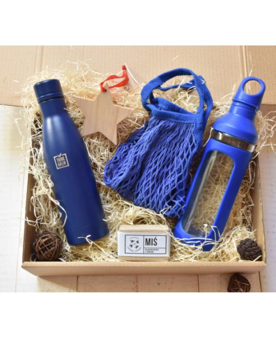 Eco Zestaw świąteczny Blue
